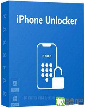 PassFab iPhone Unlocker 2.2.9.7 多國語言安裝版