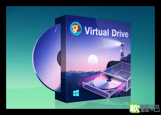 DVDFab Virtual Drive 2.0.0.2 多國語言安裝版